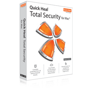Quick Heal Total Security for Mac  , 2014