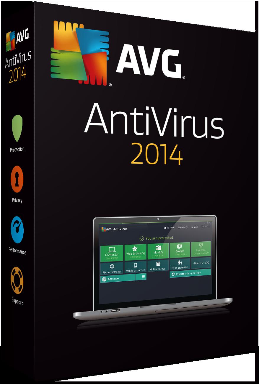 AVG Anti-Virus (����������� ������), 2014