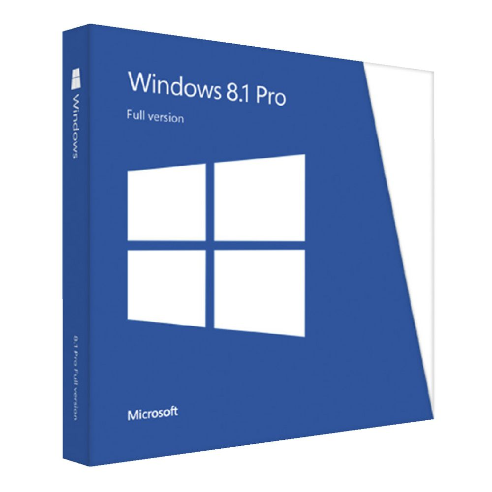 Microsoft Windows 8.1 Professional, (���������� ������)