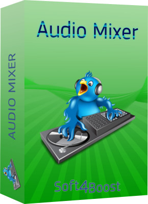 Soft4Boost Audio Mixer, 2.3.1.175