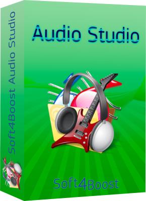 Soft4Boost Audio Studio, 2.3.1.265