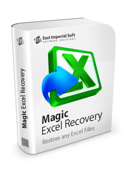 Magic Excel Recovery, Home Edition