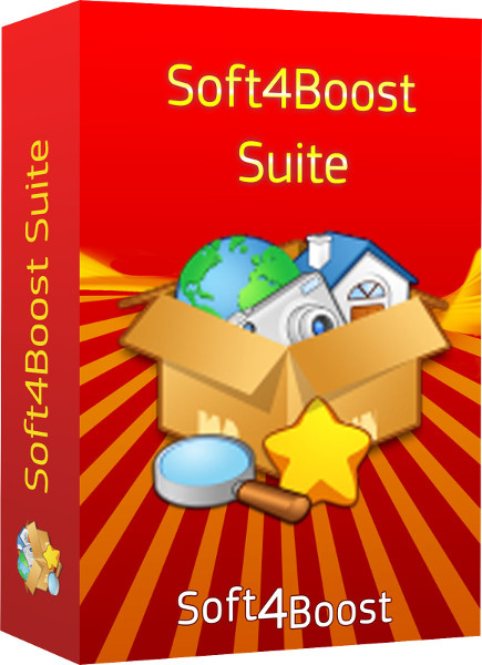 Soft4Boost Suite, 1.8.1