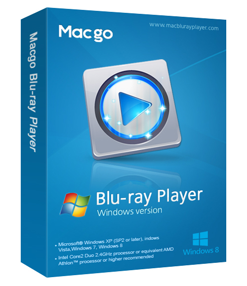 Macgo Windows Blu-ray Player, 2.10.4