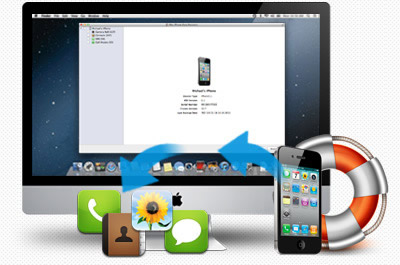 Macgo Mac iPhone Data Recovery, 1.3.1