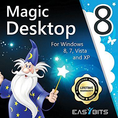 Magic Desktop, 8