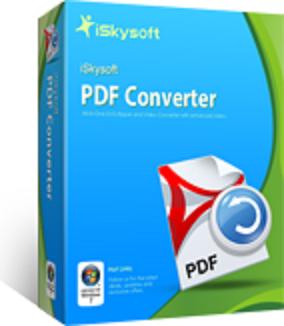 iSkysoft PDF Converter, 4.0