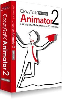 CrazyTalk Animator, 2 Standard