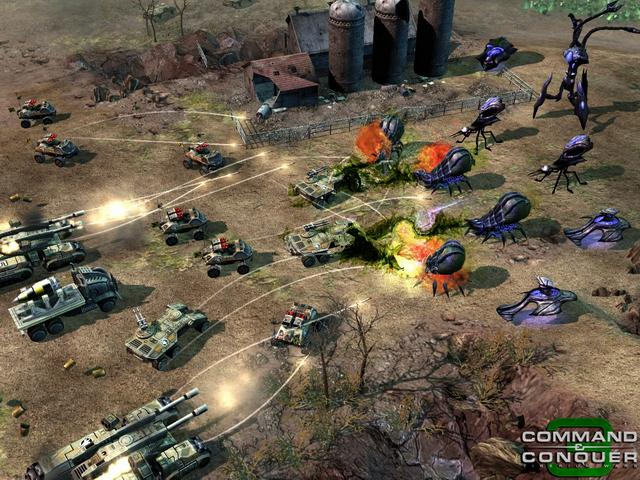Command & Conquer 3 Tiberium Wars ( v1.00-1.09)
