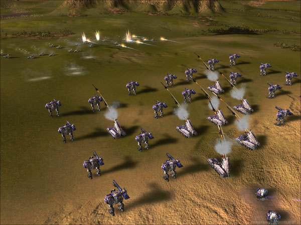 supreme commander forget alliance