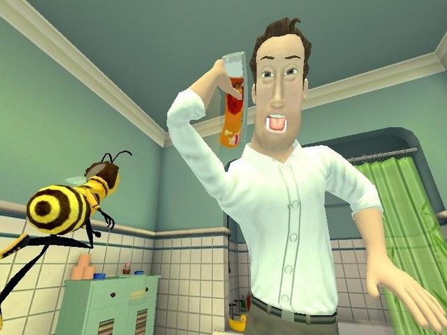 bee movie game 2007pcrus arcade �ка�а�� �о��ен�