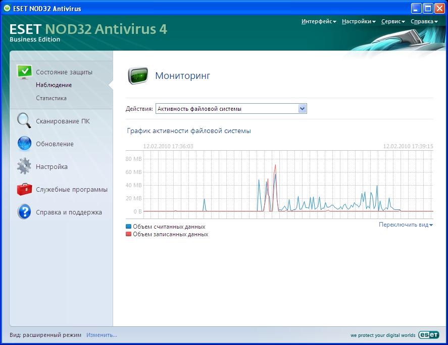العنيد للازالة الفيروسات Eset Nod 32 v4.0.314 AV and Smart Secاخر