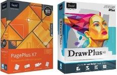 Выход продуктов Serif PagePlus X7 и Serif DrawPlus X6 для компьютерной вёрстки и обработки графики
