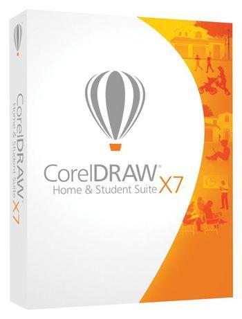 Новый CorelDRAW® Home&Student Suite X7 для дома и учебы: профессиональные инструменты дизайна по доступной цене
