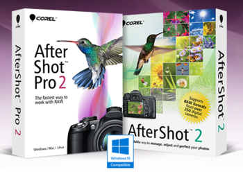 Новая версия AfterShot Pro 2.3 от Corel Corporation
