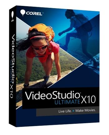 В редакторе Corel VideoStudio Ultimate X10 есть абсолютно все для творчества