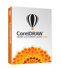 Новая версия CorelDRAW Home & Student Suite 2018