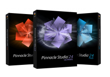 В Allsoft доступен Pinnacle Studio 24 Upgrade