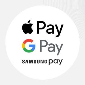 Новые способы оплаты на Allsoft.ru: ApplePay, GooglePay и SamsungPay