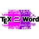 Chikrii Softlab TeX2Word