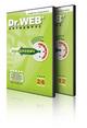 скачать Продление. Антивирус Dr.Web для Windows 95-Vista (поставка на DVD) Системные программы Антивирусы