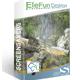 EleFun Multimedia Тихий Водопад — Анимированная Заставка