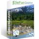 EleFun Multimedia Альпийское Озеро — Анимированная Заставка