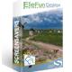 EleFun Multimedia Ветряные Мельницы — Анимированная Заставка