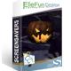 EleFun Multimedia Хэллоуин — Анимированная Заставка