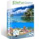 EleFun Multimedia Коралловый остров — Анимированная Заставка
