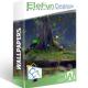 EleFun Multimedia Лес Бабочек — Анимированные Обои