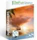 EleFun Multimedia Морской закат — Анимированная Заставка