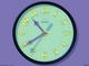 KCF Clock Model 2