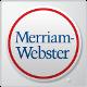 Английские толковые словари Merriam-Webster для Windows XP/2000/Vista
