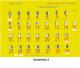 Конвертер дат для для солнечного и лунного календарей (от -4694 СЕ до +8265 СЕ)