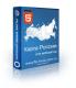 Интерактивная HTML5 карта России. Субъекты Федерации