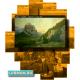 СМИ Lubman.ru «Кавказ» Головоломка №013, серии: «Искусство спасёт Мир!»