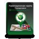 Навигационная карта «Скандинавия» для программы «Навител Навигатор»