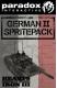 Paradox Interactive Hearts of Iron III: German II Sprite (электронная версия)