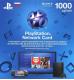 1С-СофтКлаб Playstation Network Card 1000: Карта оплаты 1000 руб (электронная версия)