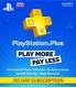 1С-СофтКлаб Playstation Plus: Карта подписки 365 дней (электронная версия)