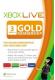 Xbox LIVE: GOLD карта подписки 3 месяца (электронная версия)
