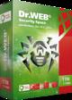 Доктор Веб Dr.Web Security Space. Продление лицензии (Поставка в коробке)