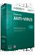 Лаборатория Касперского Kaspersky Anti-Virus (коробочная версия)