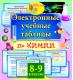 Электронные учебные таблицы по химии. 8-9 классы