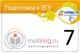 Карта онлайн подготовки к ЕГЭ на портале Облако Знаний на 7 дней