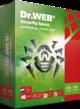 Доктор Веб Dr.Web Security Space. Поставка в коробке