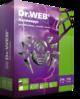 Антивирус Dr.Web. Поставка в коробке