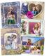 Рамки для фотографий в стиле прованс 100 готовых рамок