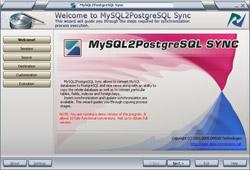 DMSoft Technologies MySQL2PostgreSQL Sync